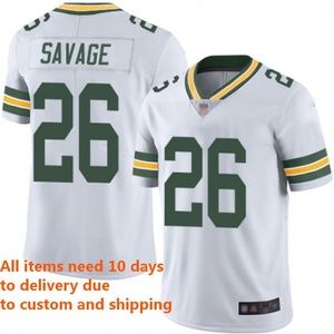 Other - Green Bay Packers Darnell Savage Jr. White Jersey
